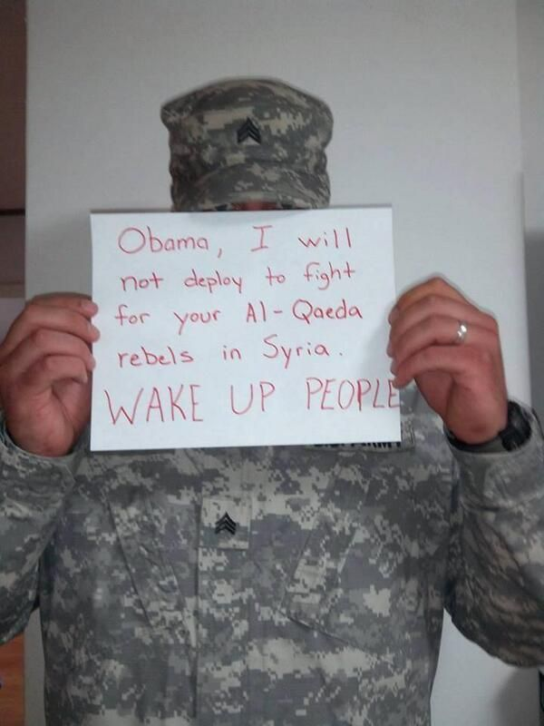Republican Congress Members Urge Military Officers to Rebel Against Obama - Tea Party News