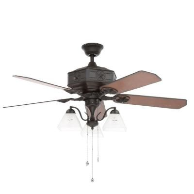 natural iron ceiling fan home fans