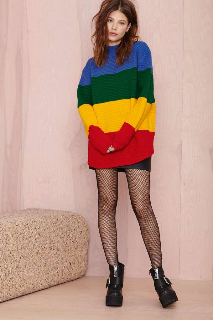 UNIF Crayola Sweater - Pullover | Unif | Fall Of The Wild | Tops