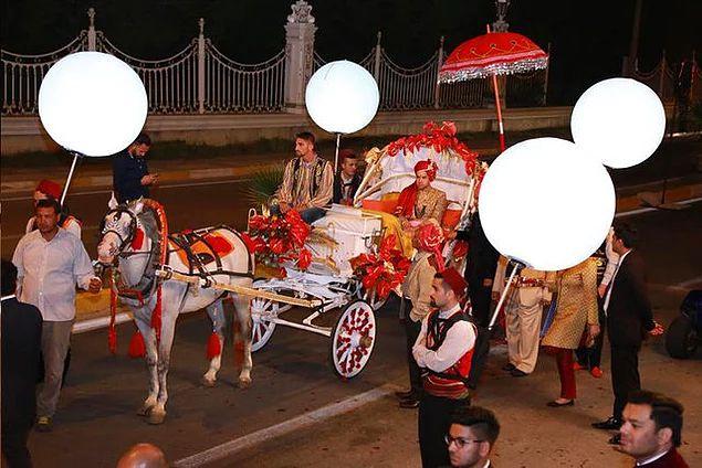 10 Milyon Euro'luk Hint Düğünü: Kamal Gupta ve Aakash Jahajgarhia Antalya'da