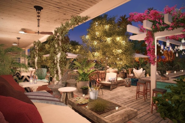 The Bungalow Santa Monica- farm-to-table food overlooking the beach