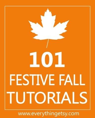 Fall decor tutorials