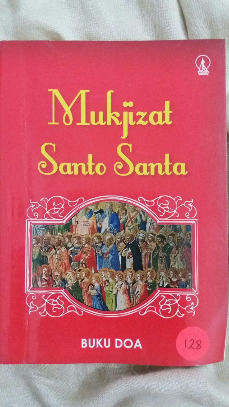 Mukjizat Santo Santa ✏ Kanisius