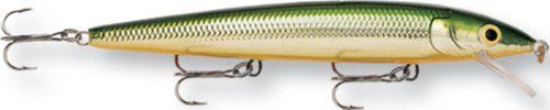 Perfectly balanced, the Husky Jerk can be cast or trolled at any speed and still run true. The rattle chamber transmits sound waves that amplify through the water, catching and piquing attention. And the suspending action is just more than a fish can handle. Metallic, natural and glass patterns cover the gamut of fishing opportunities.