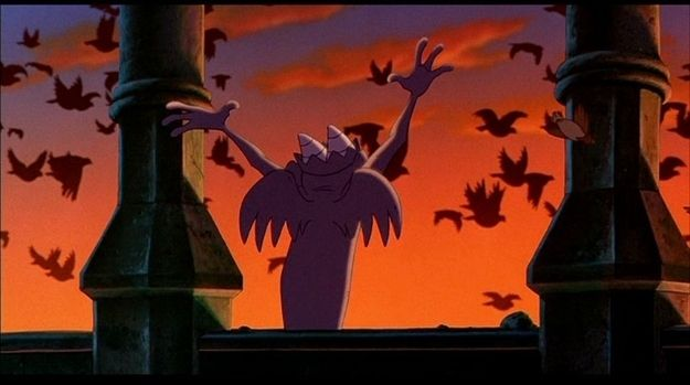 """Allusion Definition: A brief reference in a literary work to a person, place, thing, or passage in another literary work, usually for the purpose of associating the tone or theme of the one work with the other. Example: In The Hunchback of Notre Dame, the gargoyle Laverne tells a flock of pigeons to """"Fly my pretties! Fly, Fly!"""" à la the Wicked Witch of the West in The Wizard of Oz."""