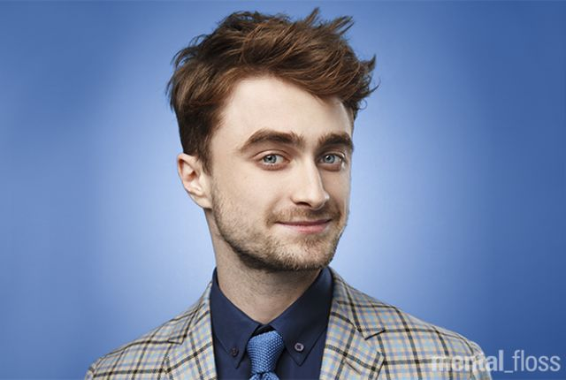 Q&A: Daniel Radcliffe on Space Travel, Russian Literature, and Napoleon   Mental Floss