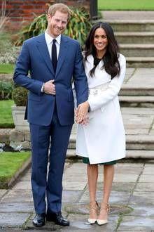 Prinz Harry und seine Meghan Markle sind offiziell verlobt! Wir gratulieren und sind gespannt auf die Traumhochzeit im Frühling.