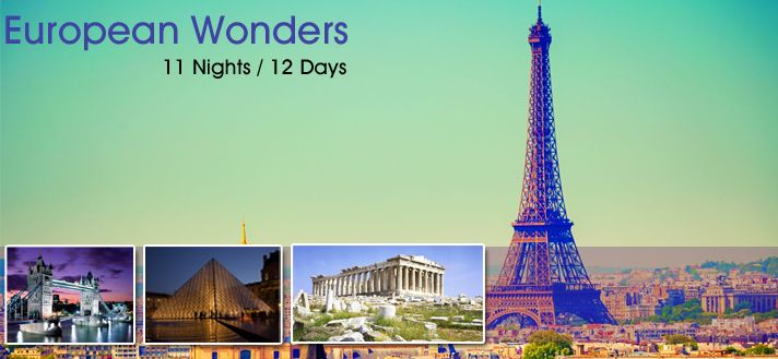 #EuropeGroupTours presents customized #holiday #tour for beautiful #Switzerland-#Paris-#London at affordable budget amount from #Delhi, #India.