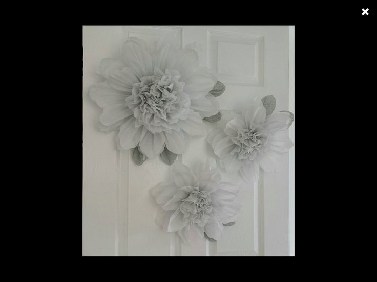 I have ordered these paper flowers but in a light pink colour, this is so they tie in with the rose gold and Tiffany blue colour theme.   There will be 6 of these in total
