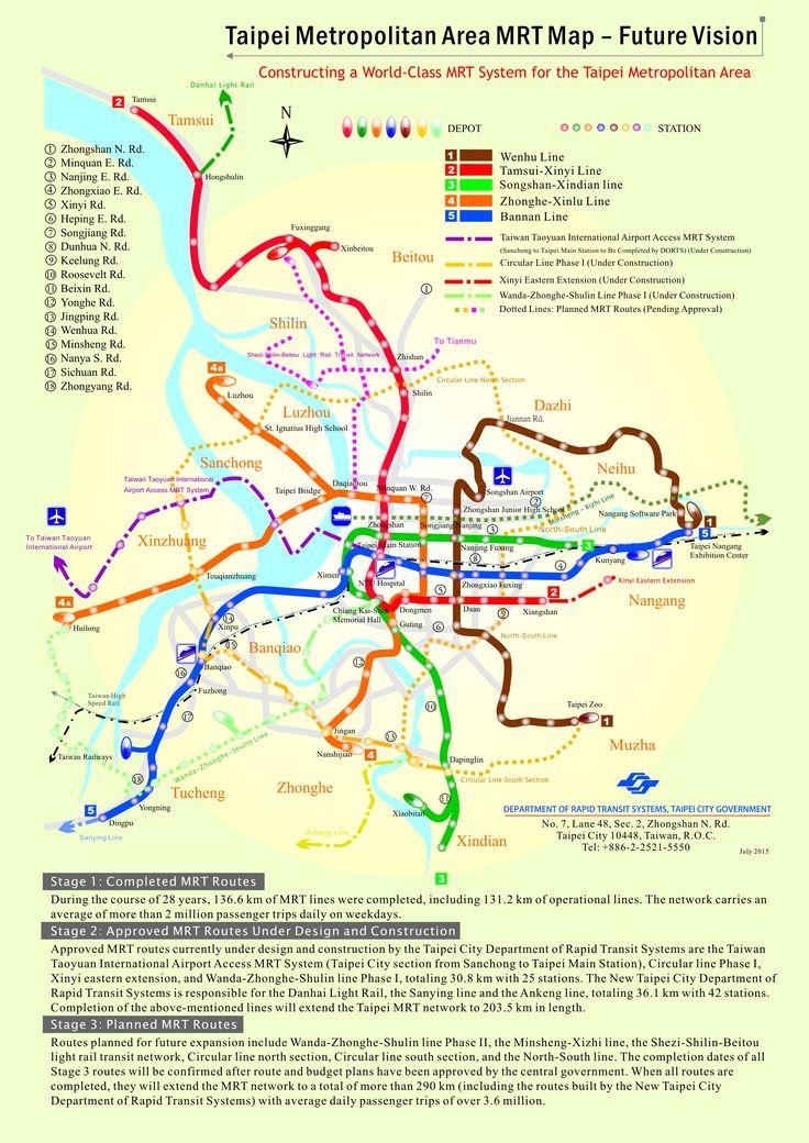 Taipei Metro at 20, now and then   Photo Essays   Forum   FOCUS TAIWAN - CNA ENGLISH NEWS