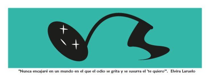 Elvira Laruelo marca poéticamente una de las contradicciones comunicacionales más fuertes. ¿Que hace que se griten la bronca, el odio, la ira, en tanto se tienen dificultades para expresar el amo...