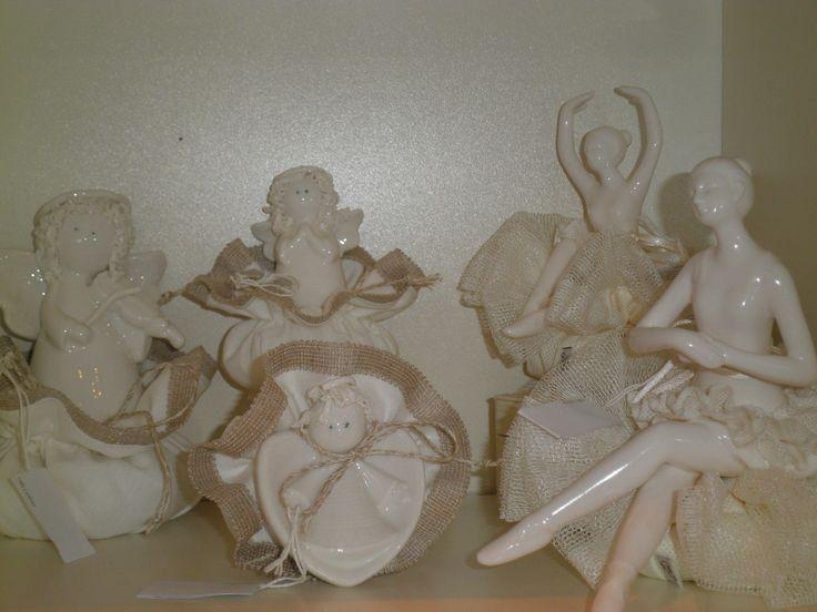 porcellana bianca