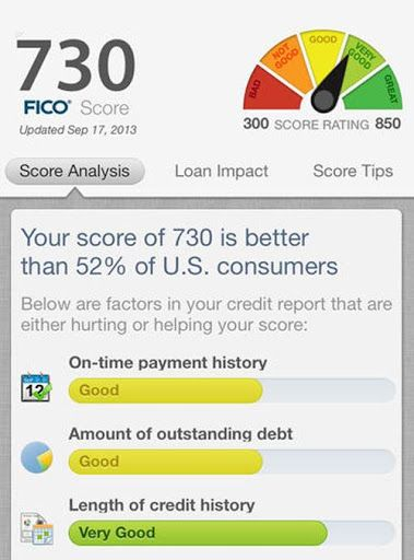 The Free Credit Score App has been designed to give the user a good understanding of their credit worthiness and to highlight areas in their rating that are less than perfect. This should hopefully assist with mortgage, credit card and other credit applications. If you know how risky you are perceived then you can go to the right lender at the right price. You can check free credit score app at <a…