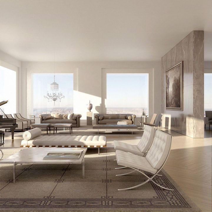 Buyer Outed For 432 Park Avenues 95 Million Penthouse PenthousesNew York