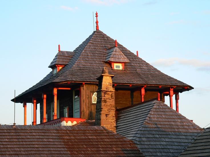 Jurkovič´s roof