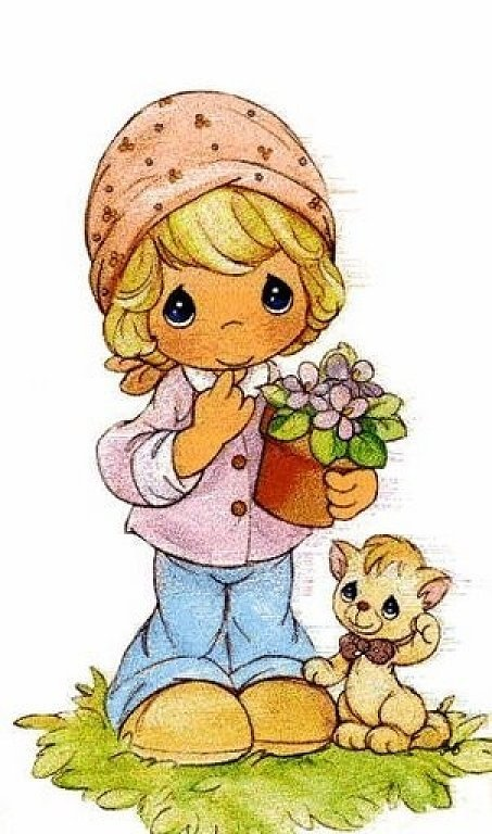 263 best images about precious moments clipart on - Imagenes de manualidades ...