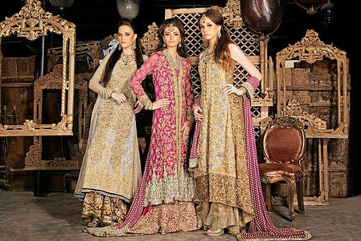 Bridal Wear Inspiration at Bridal Asia - Asian Wedding Ideas