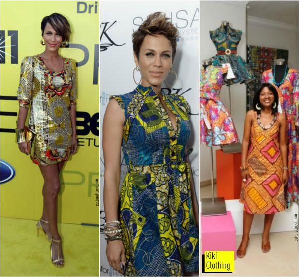 Kiki Clothing Ghanaian/Nigerian