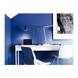 tisdag arbeitsleuchte led dunkelgrau ikea interior. Black Bedroom Furniture Sets. Home Design Ideas