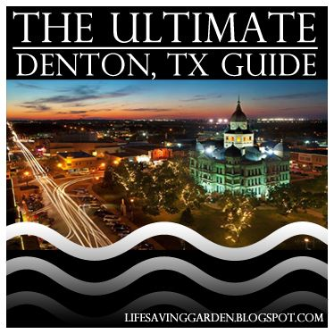 Denton, TX Guide: local hot spots, happy hours, food specials, and more.