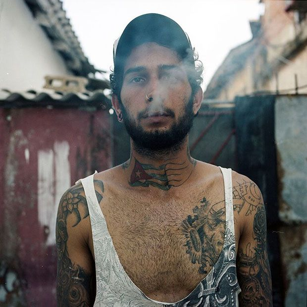 Photographer Seeks Out Havana's Cool Kids in 'Cuban Millennials'