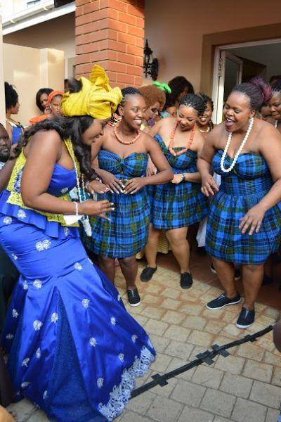 Nigerian Zulu Wedding