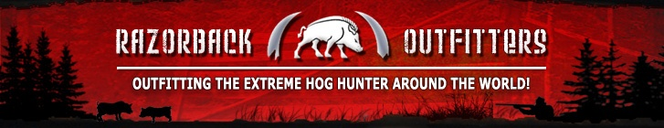 Razorback Outfitters Hog Dog Hunting Supplies