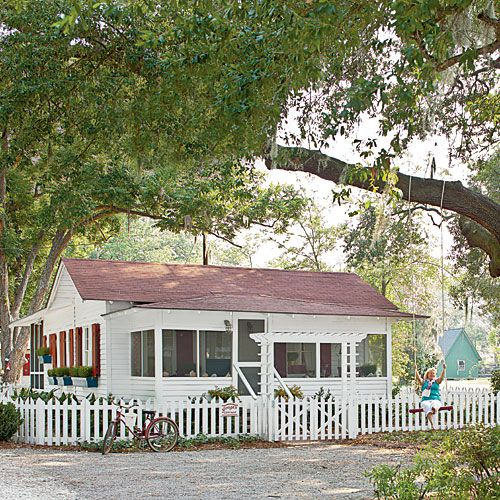 15. Old Soul Georgia Cottage - 20 Beautiful Beach Cottages - Coastal Living