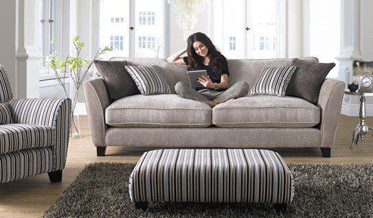 Canterbury Fabric Sofa Range sofaworks Couches Pinterest Canterbury, Fabric Sofa and Sofas
