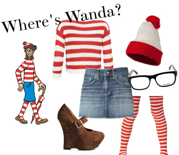 """Where's Wanda?"" by chargergirl on Polyvore"