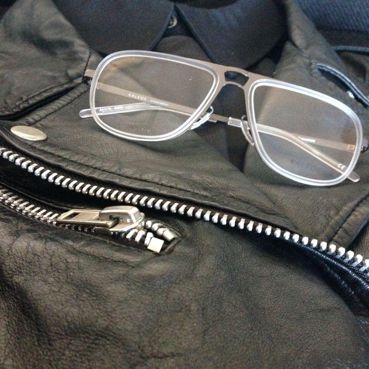 Cuero, metal, Rosenfeld y a soltarse la melena. ¡No digas que no! ¡Lo estás deseando! #Kaleos #eyehunters #sunglasses #shades #sunnies #glasses #gafas #gafasdesol #fashion #moda #complementos #accessories #rosenfeld