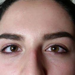 Sublimez votre regard! Testé le rehaussement de cils! Avant rehaussement des cils chez Sakura Beauté & Bien Etre