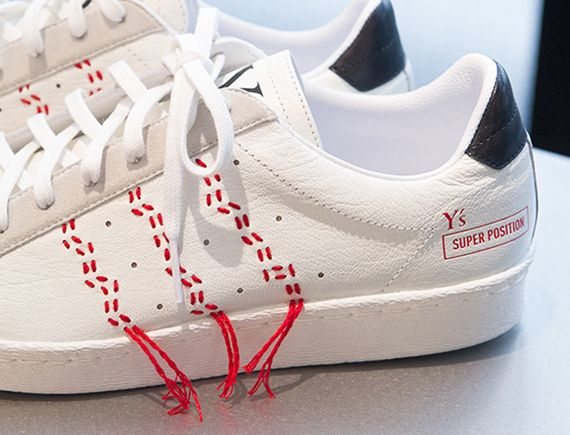 Y's by Yohji Yamamoto x adidas Super Position - SneakerNews.com. Running  SneakersShoes ...