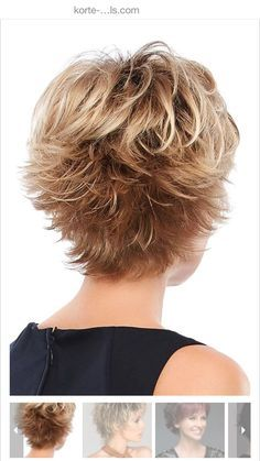 Short Hairstyles For Women Over 60 Short Hair With