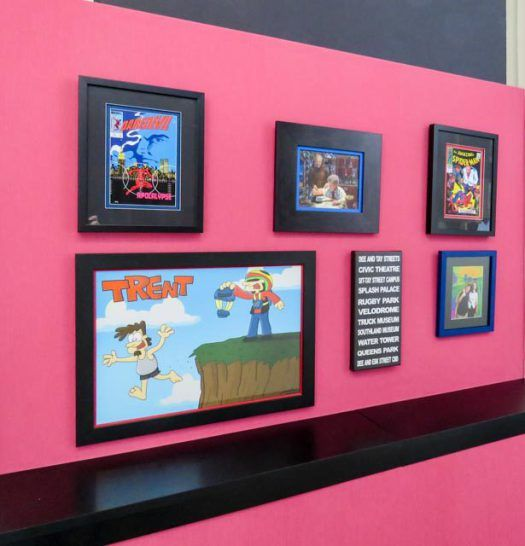 EXPRESSION - 'Consider This' - My Home is My Expression - Gallery Display