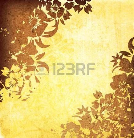 antiek behang: Azië stijl textures en achtergronden