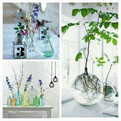 Pluk de dag (of de bloemen uit de tuin van je buren) www.houseofsyl.nl