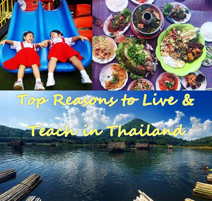 Many people are turning to TEFL jobs in Asia. And Thailand has largely become known as the best place to teach English in Asia. Find out why!