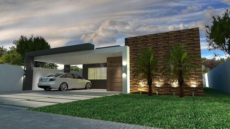 Projetos de casas e sobrados - Projeto Pronto