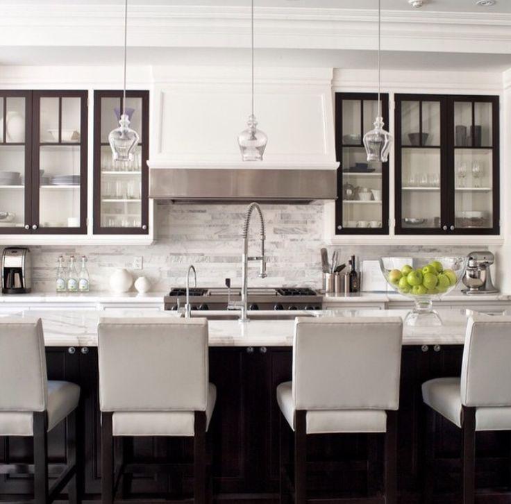 Mejores 225 imágenes de Kitchens en Pinterest | Cocina moderna ...