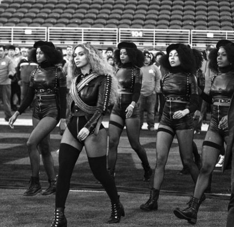 Why Everyone's Talking About Beyonce's Halftime Super Bowl Performance | Sojourners
