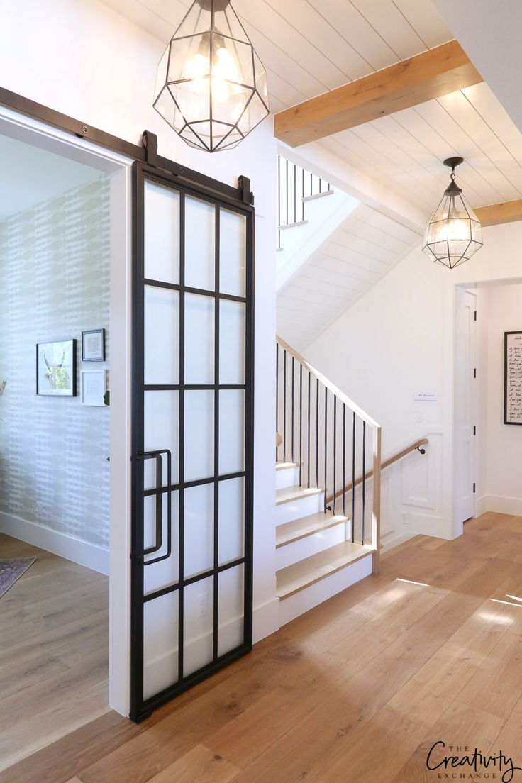 Modern Farmhouse Home Tour: Millhaven Homes