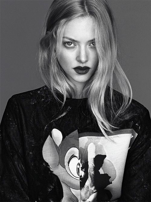 Amanda for Givenchy