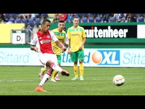 Jong Ajax heeft ook zijn tweede competitiewedstrijd gewonnen. In Limburg werd Fortuna Sittard met 0-2 verslagen door doelpunten van Becker en Zivkovic.