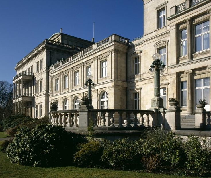 ღღ Essen, Villa Hügel