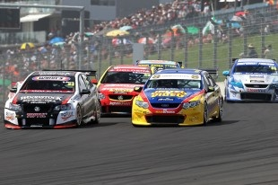 V8 SuperTourers is just one class we follow