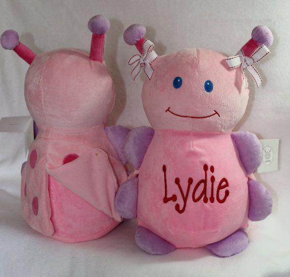 25 personalized baby pinterest personalized baby gifts new baby name birth announcement stuffed animal ladybug keepsake child toy negle Choice Image
