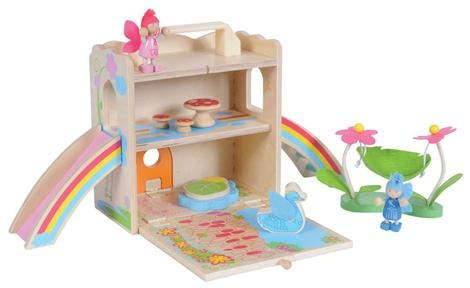 Tiger Tribe Boxset - Fairies          Price: $59.95     Down the winding path at the bottom of the garden you just might find this enchanting fairy house – the perfect home for little fairies to come out to play!  Introducing the latest addition to the Tiger Tribe boxset range!  http://www.littlebooteek.com.au/Christmas-/Most-Popular-Gifts-for-Girls/Tiger-Tribe-Boxset-Fairies/122/1709/productview.aspx#.UKToeFfgSfI.pinterest