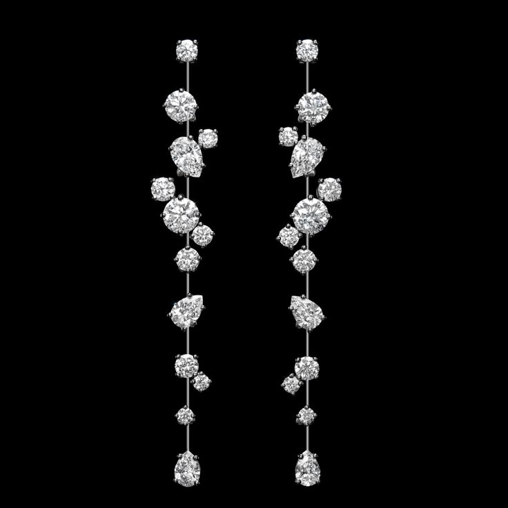 Harry Winston,Timeless design ! I would love to wear these right now!!!