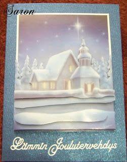 Saronin Kortit: KORTIT: joulukortit 2009